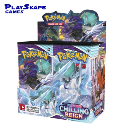 Chilling-Reign-Sealed-English-2021-Pokemon-TCG-Calyrex-Booster-Box-Cards