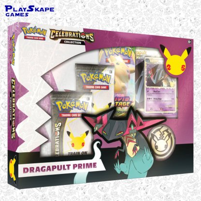 Pokemon-TCG-Celebrations-25th-25-Anniversary-Cards-Dragapult-Prime-Collection-Sealed-Box