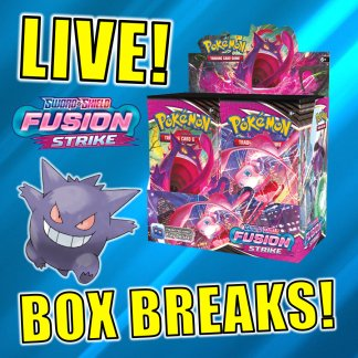 Fusion-Strike-Booster-Box-Packs-Break-Gengar-Mew-Pokemon-Cards-TCG