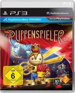 Der Puppenspieler Cover