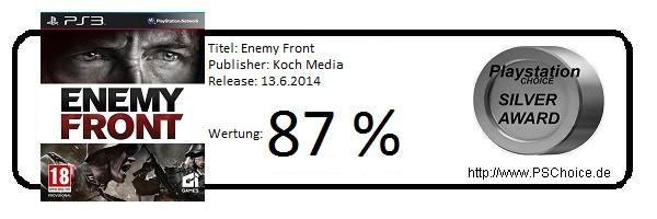 Enemy Front-Die-Wertung-von-Playstation-Choice