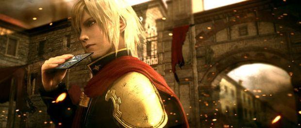 Final Fantasy Type 0 HD