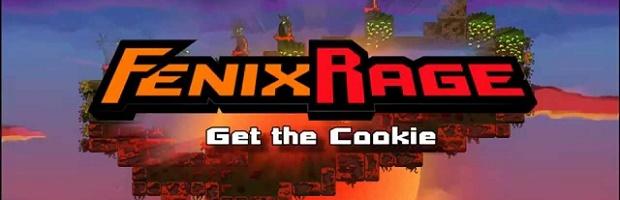 Fenix Rage Playstation 4 Logo