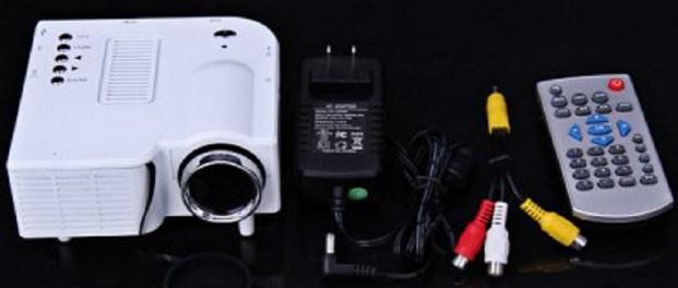 LCD-LED Projektor Gearbet, original (3) Feature