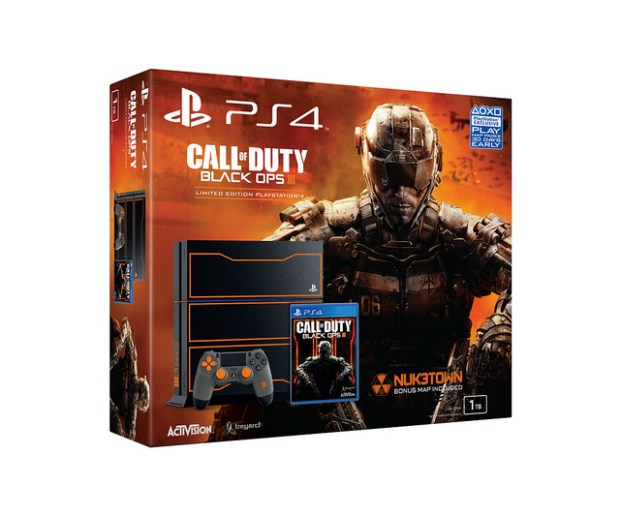 Black Ops 3 Special Edition PS4 Packshot