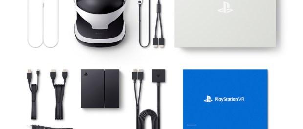 Playstation VR Inhalt