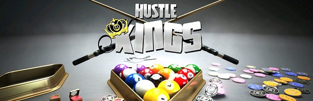 Hustle Kings Logo