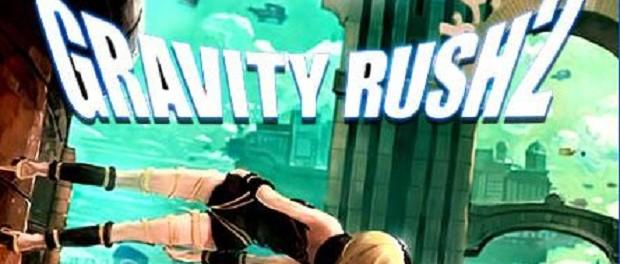 Gravity Rush 2 Logo