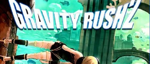 Gravity Rush 2 Logo