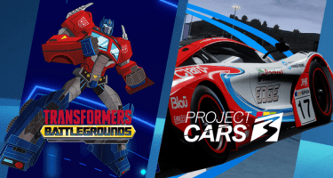 [Platinum Shop] Project CARS és Transformers akció