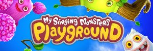 My Singing Monsters Playground – partijáték PS4-re és PS5-re