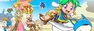 Wonder Boy: Asha in Monster World (PS4, PSN)