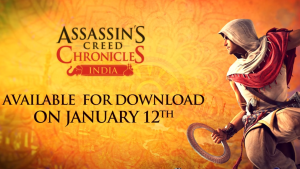Assassins Creed Chronicles: India – Gameplay Trailer