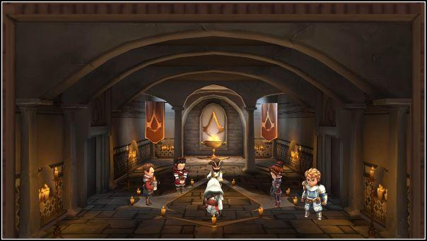 Asassin's Creed Rebellion