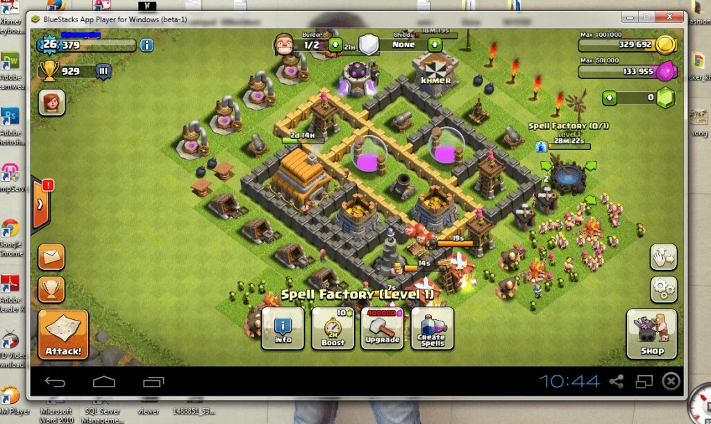 download clash of clans for pc windows xp788110 free