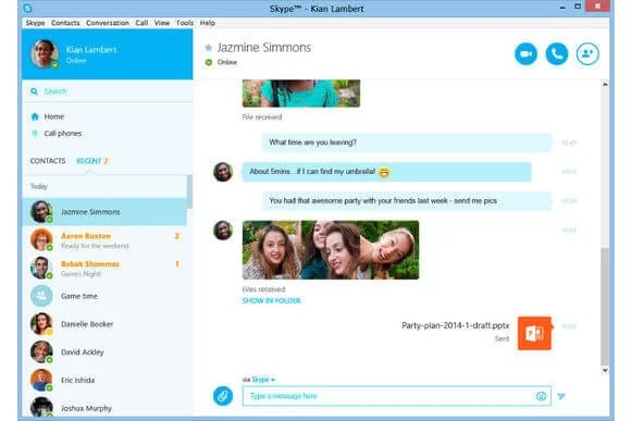 Skype for PC