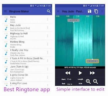 Ringtone Cutter for PC
