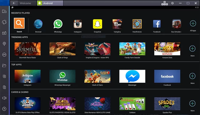 Google Play Store for PC