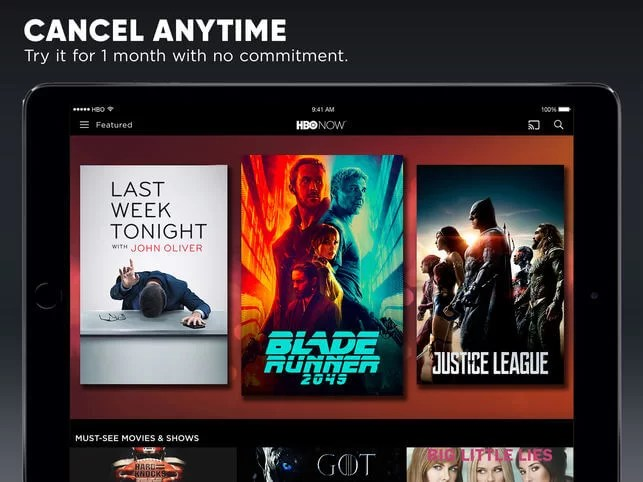 HBO Now for Mac