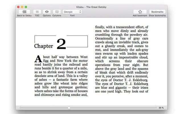 eBook Reader for Mac