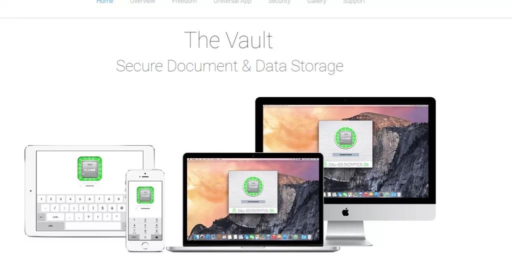 Vault for Mac