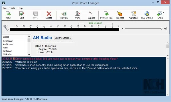 Voice Changer for Mac