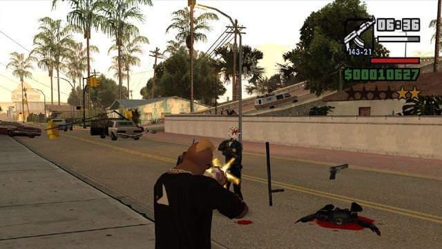 GTA San Andreas for Mac