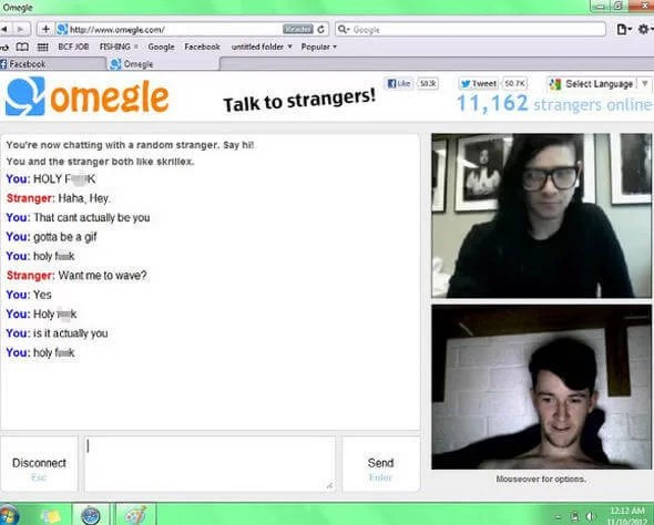 Omegle for Mac