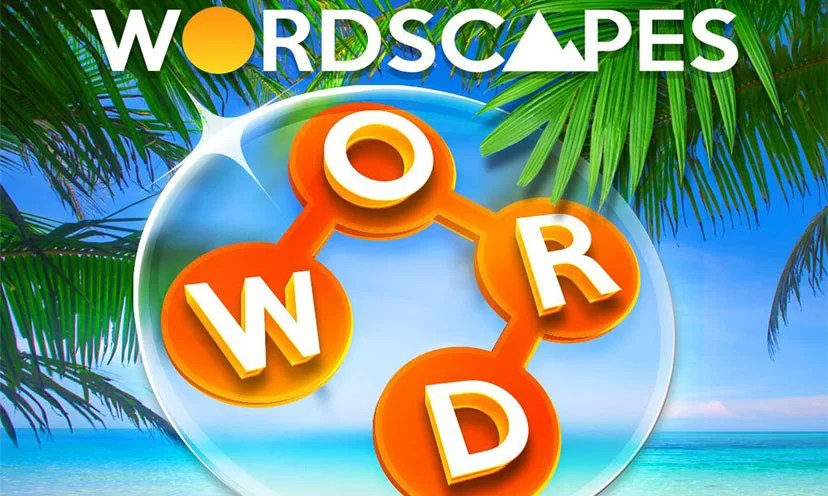 Wordscapes for PC Windows XP/7/8/8.1/10 Free Download