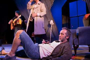 Uncle Vanya at St James theatre Credit Simon Annand