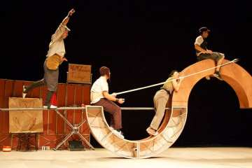 Vaiven Circo Do Not Disturb 03