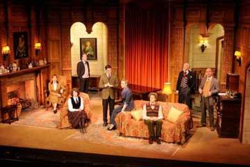 Agatha Christie's The Mousetrap UK Tour 2015