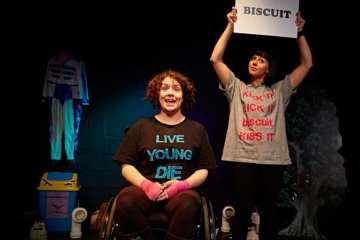 Backstage in Biscuit Land-Barbican-image-by-James-Lyndsay
