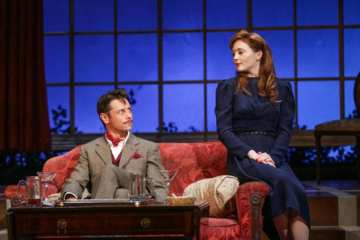 Flare Path UK Tour