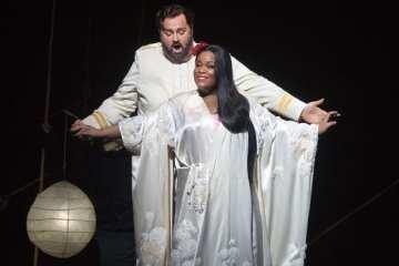 Madama Butterfly Metropolitan Opera