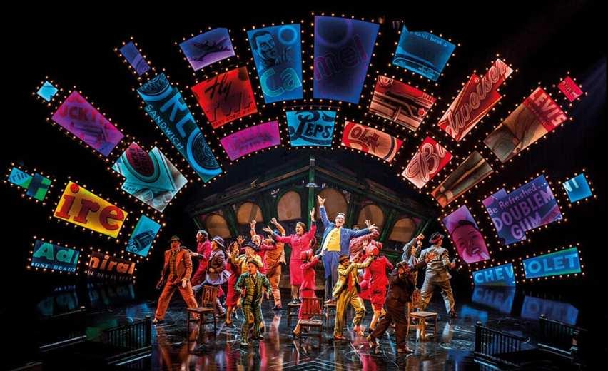 Guys and Dolls Phoenix Theatre