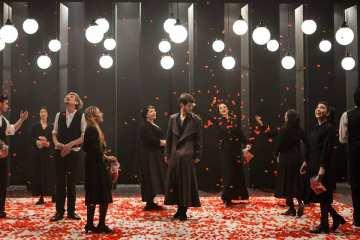 Blood Wedding Beer-Sheva theatre