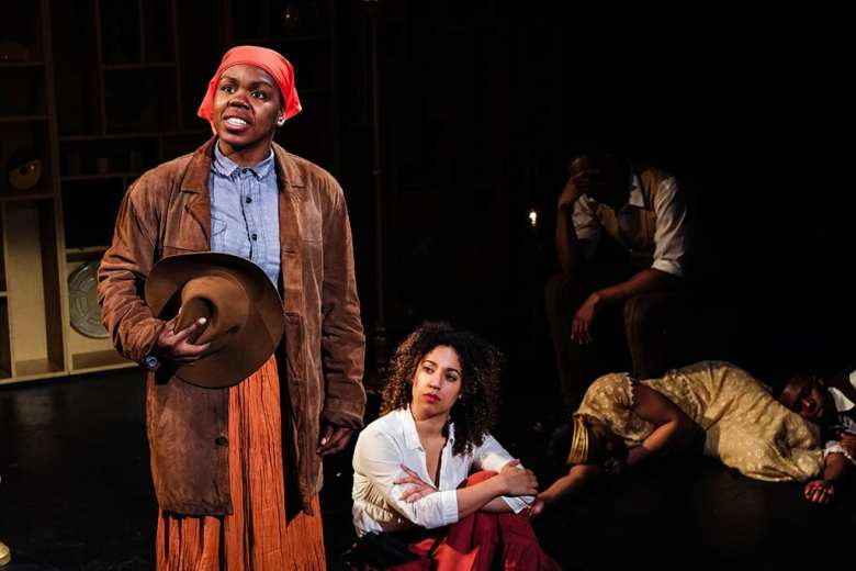Review Harry and the Thief Robert Moss Theater