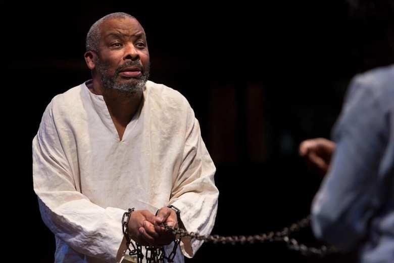 Review King Lear Birmingham Repertory