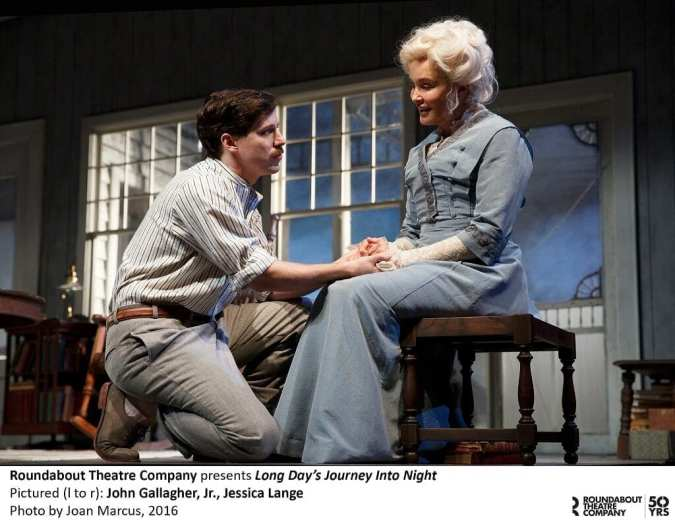 LONG DAYS JOURNEY INTO NIGHT, Roundabout Theatre Company New York