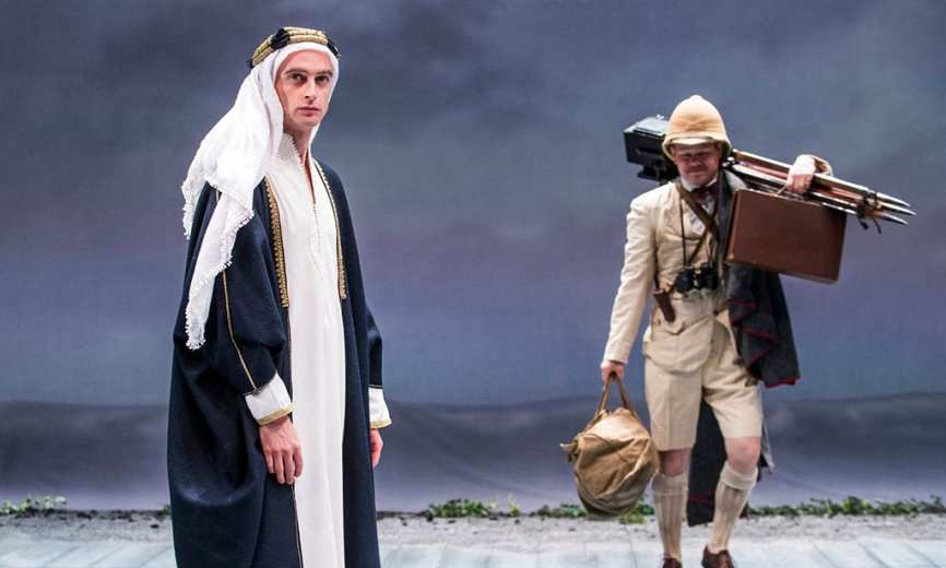 Lawrence After Arabia Hampstead Theatre