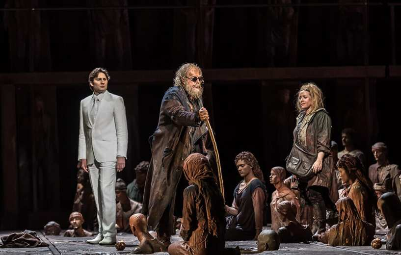 Review Royal Opera House Oedipe
