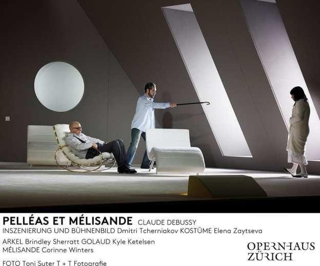 Pelléas et Mélisande Opernhaus Zurich