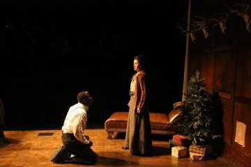 The Father review Theatre for a New Audience, Polonsky Shakespeare Center, Brooklyn, New York