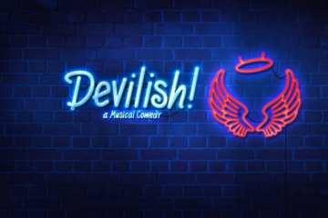 Devilish a Musical Comedy Landor Theatre