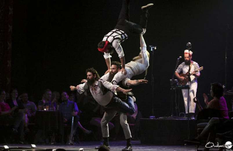 Barbu: Cirque Alfonse, London Wonderground
