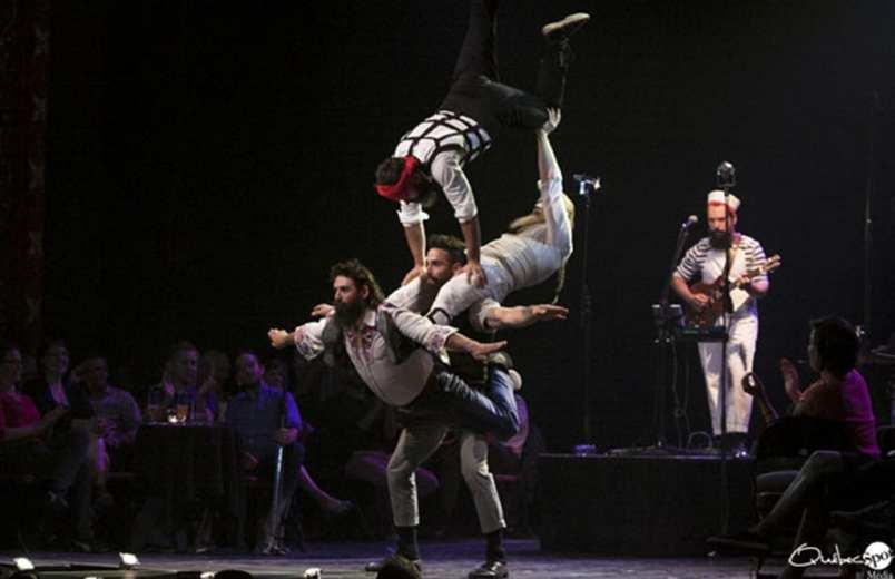 Barbu: Cirque Alfonse, London Wonderground