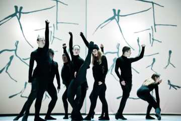 COMPAGNIE MARIE CHOUINARD HENRI MICHAUX MOVEMENTS, Sadler's Wells
