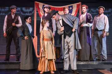 Liberty, Musical at 42West new york