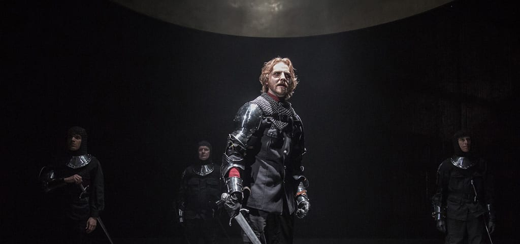 Richard III, Almeida Theatre